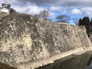 No,89 「最初のみちのく・しらかわ」石垣修復成った国史跡・小峰城を訪ねて